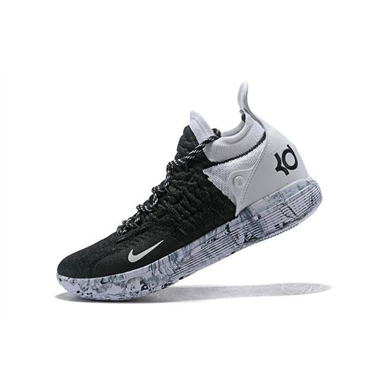 Cancelar frágil cojo  Nike KD 11 BHM Black/White-White Marble Basketball Shoes Free Shipping, Nike,  Nike Sale